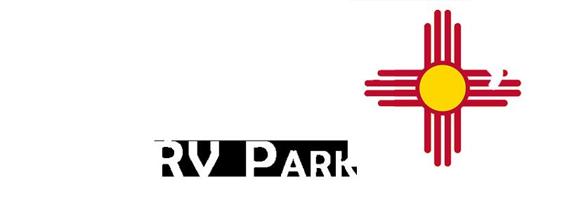 logo for Manzano's RV Park, Silver City, NM